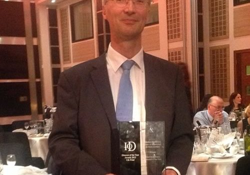 Stephen Blatchford wins IoD National Family Business Director Award 2013