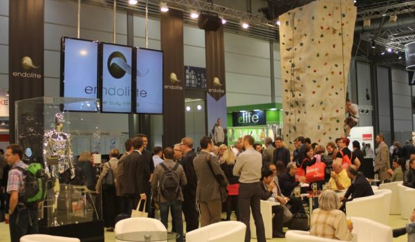 Endolite success at OTWorld Germany 2014