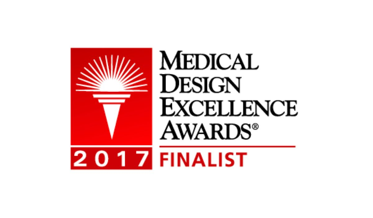Linx Limb System Named as Finalist in the 2017 Medical Design Excellence Awards